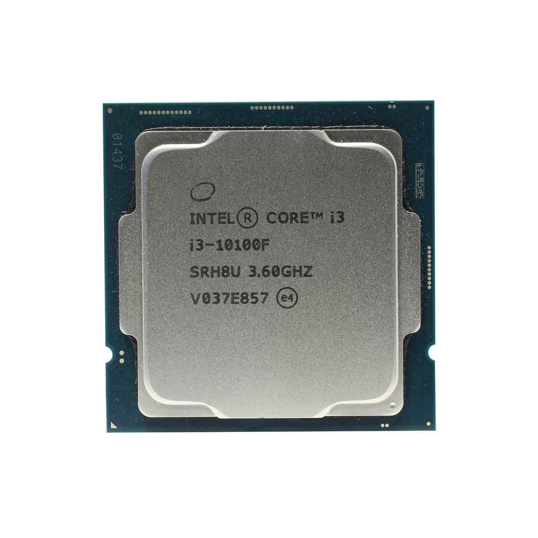 Intel® Core™ i3-10100F 3.6Ghz(Tubor 4.3Ghz) / 4 cores - 8 threads / LGA1200 / 10th-Gen