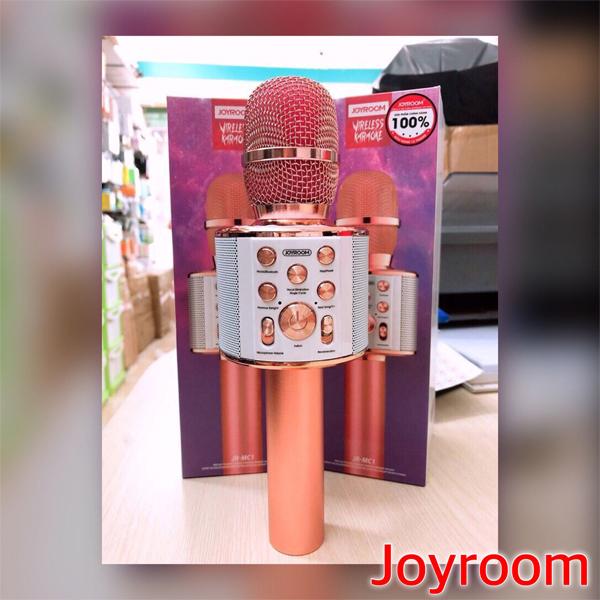 Joyroom JR-MC1 Micro Karaoke Bluetooth 3 in 1