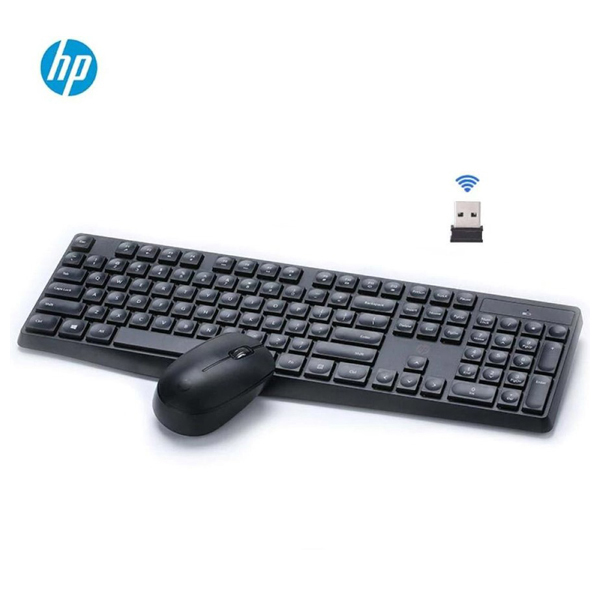 Keyboard&Mouse Wireless HP CS10 / EN