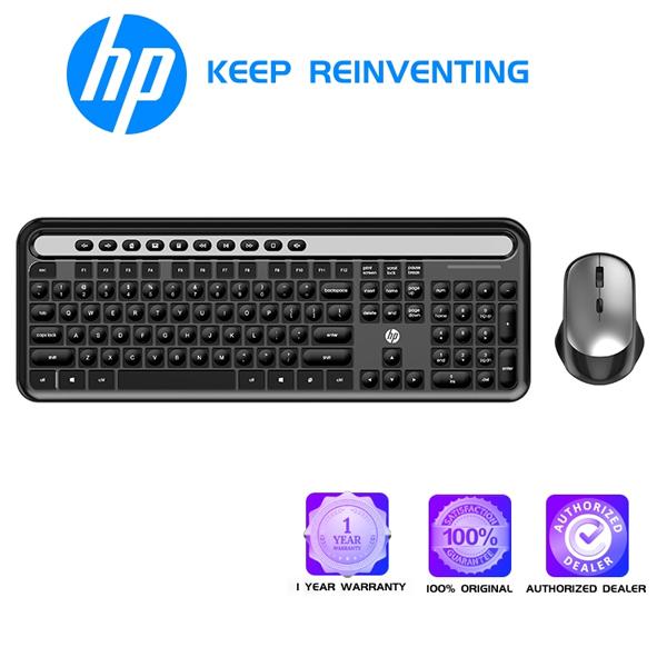 Keyboard&Mouse Wireless HP CS500 / EN