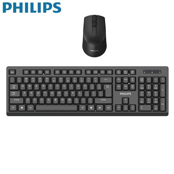 Keyboard&Mouse Wireless Philips C354 (SPT6354) / EN
