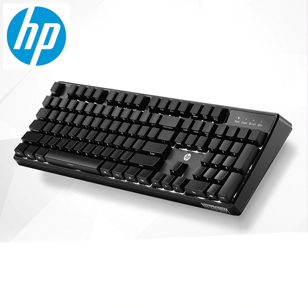 Keyboard USB Gaming/RGB Mechanical (Blue Switch) HP GK320