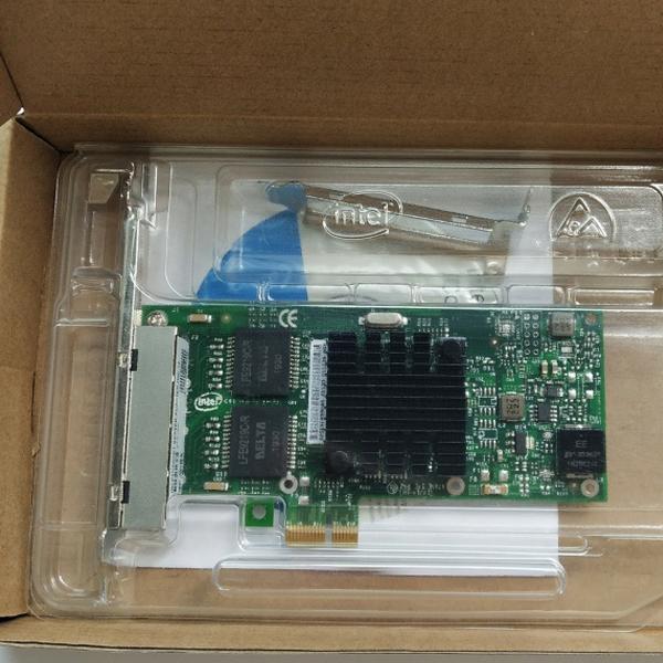 LAN Card 4port 10/100/1000 PCI-Ex INTEL I350AM4