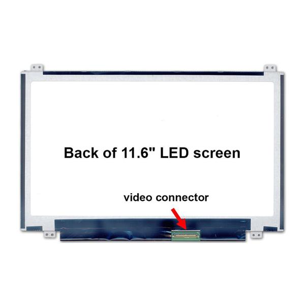 LED 11.6 Slim 40pin (1366x768)