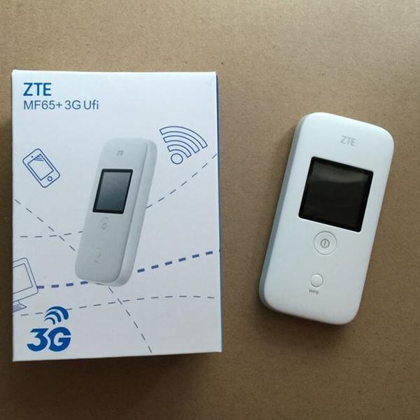 MIFI 3G ZTE MF60/63/65 LCD / 1.500mAh
