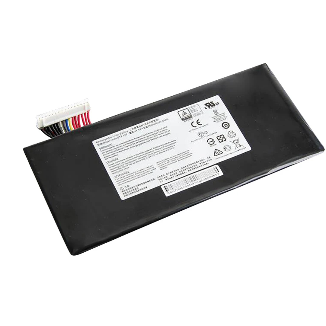 MSI GT72/BTY-L77 Battery