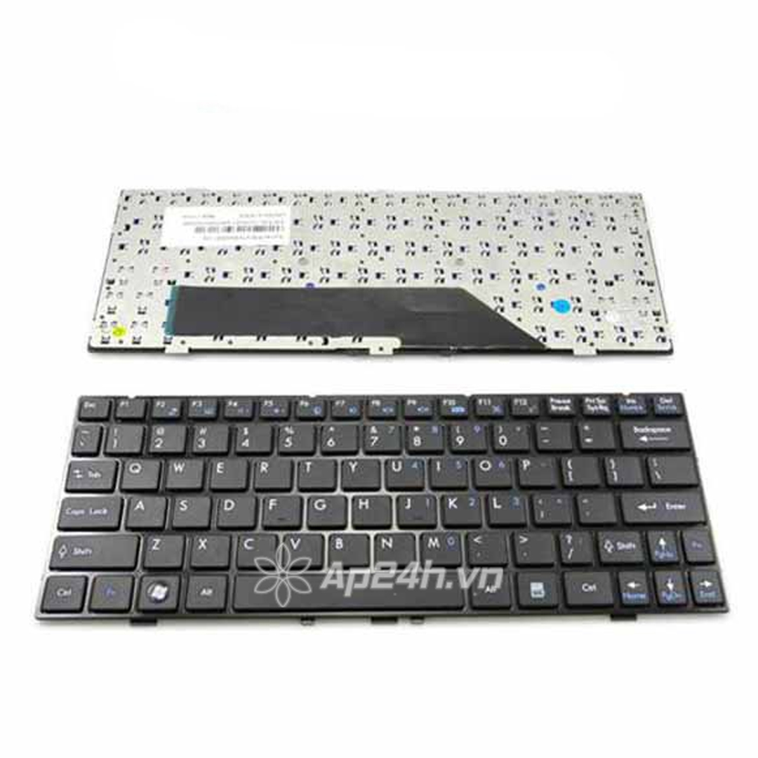 MSI U100_PhímNổi Keyboard