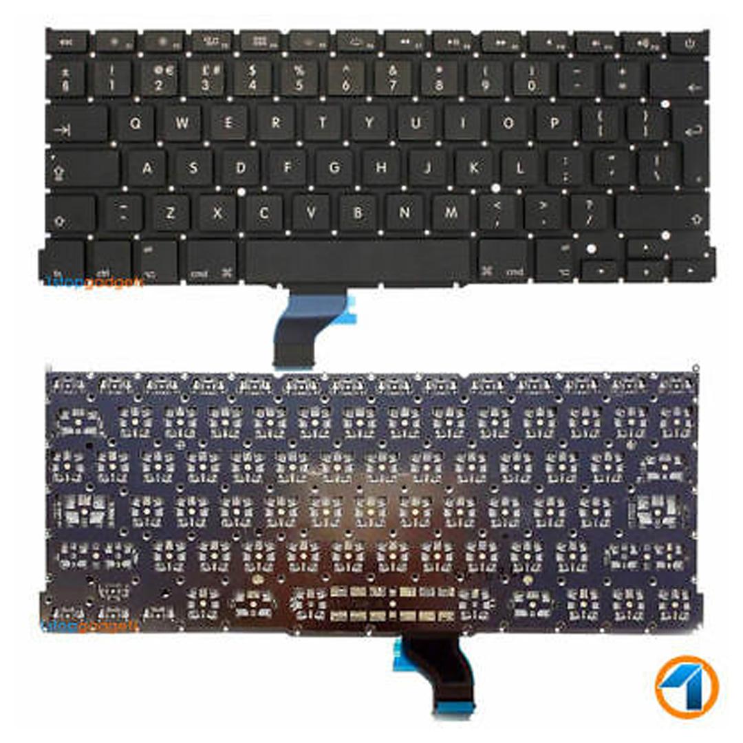Mac A1502UK Keyboard TK120
