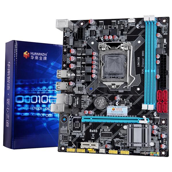 Mainboard HUANANZHI H55 LGA1156 DDR3 / HDMI