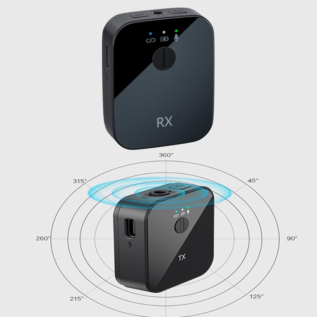 Microphone Lavalier Wireless W001