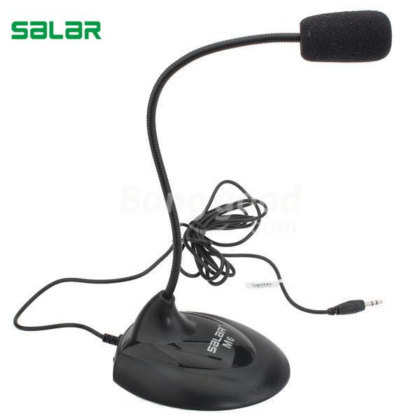 Microphone PC Salar M6 / 3.5mm