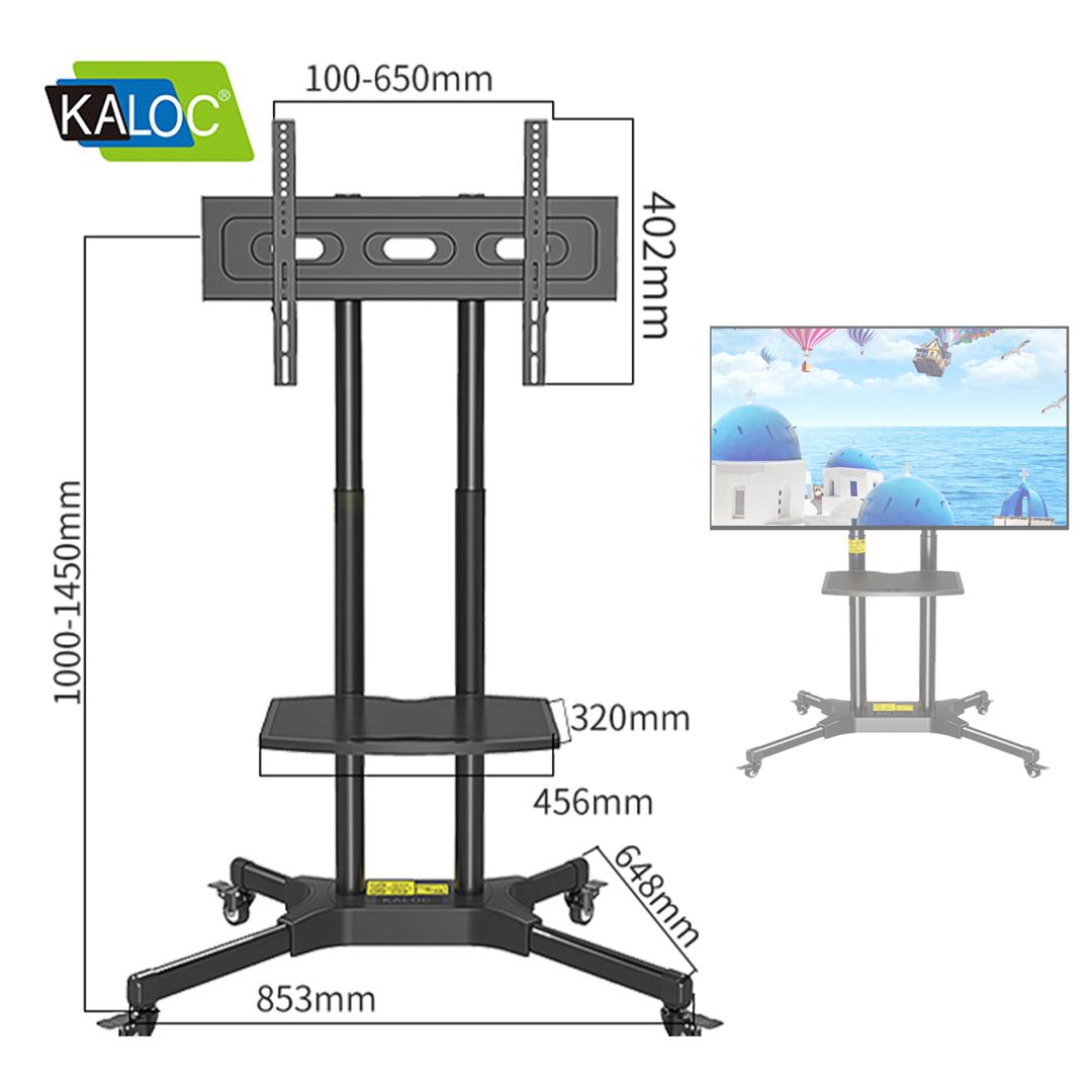 Monitor Carts & Stands KALOC KLC-131A (32