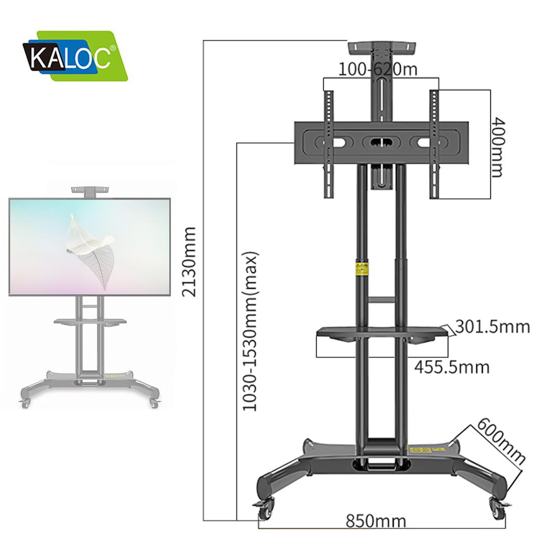 Monitor Carts & Stands KALOC KLC-151 (32