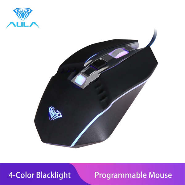 Mouse USB Backlit Gaming AULA S22