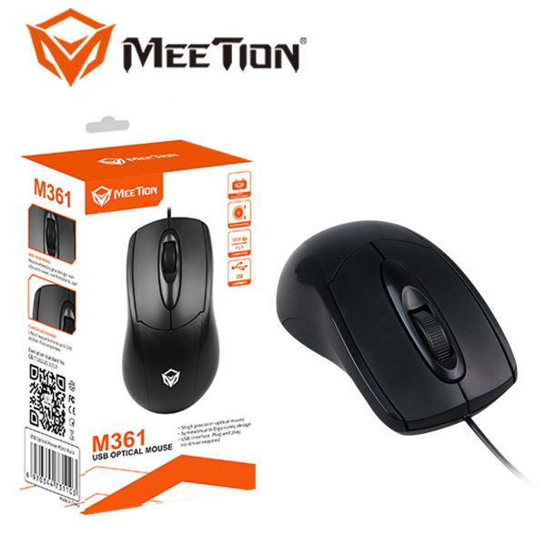 Mouse USB MeeTion MT-M361