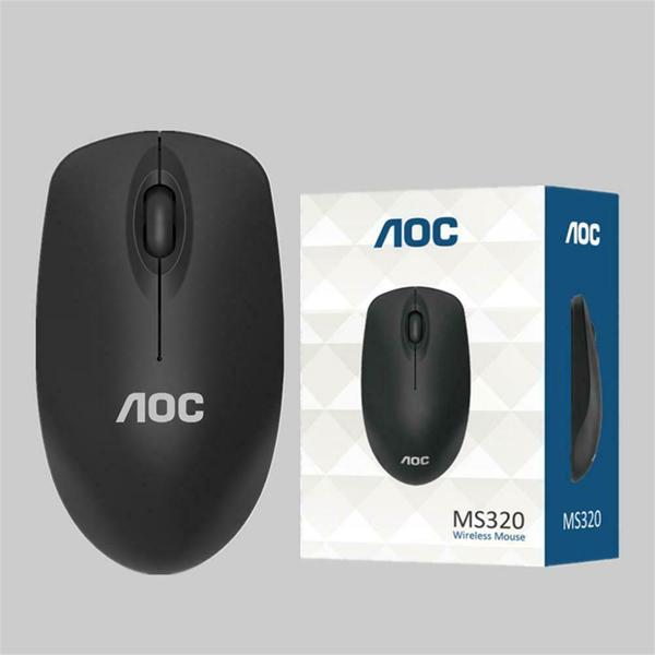 Mouse Wireless AOC MS320