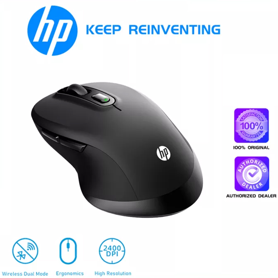 Mouse Wireless/Bluetooth HP FM710A