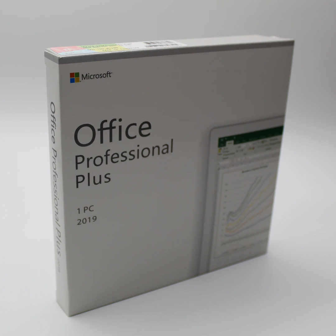 Office 2019 Pro Plus (Box with out DVD)