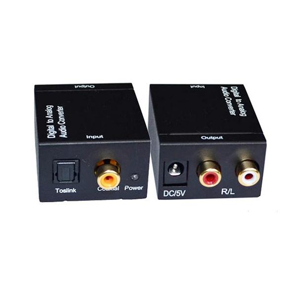 Optical to Sound Box Converter FJGEAR FJ-D-A1305