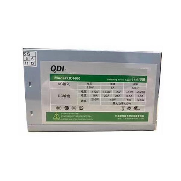 PSU 400W QDI-400 FAN12