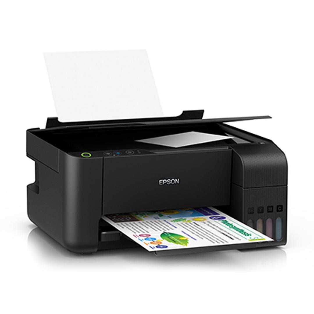 Ptinter Epson L3110 + Ink