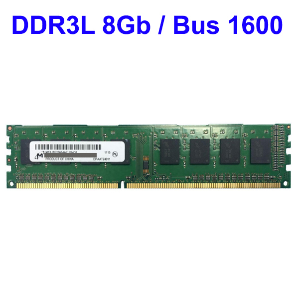 RAM DDR3L 8Gb PC Micron