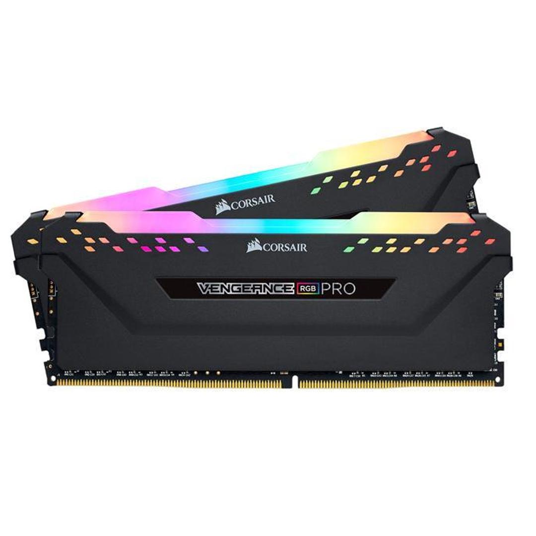 RAM DDR4 16Gb PC (Bus 3600) Corsair VENGEANCE PRO (RGB)