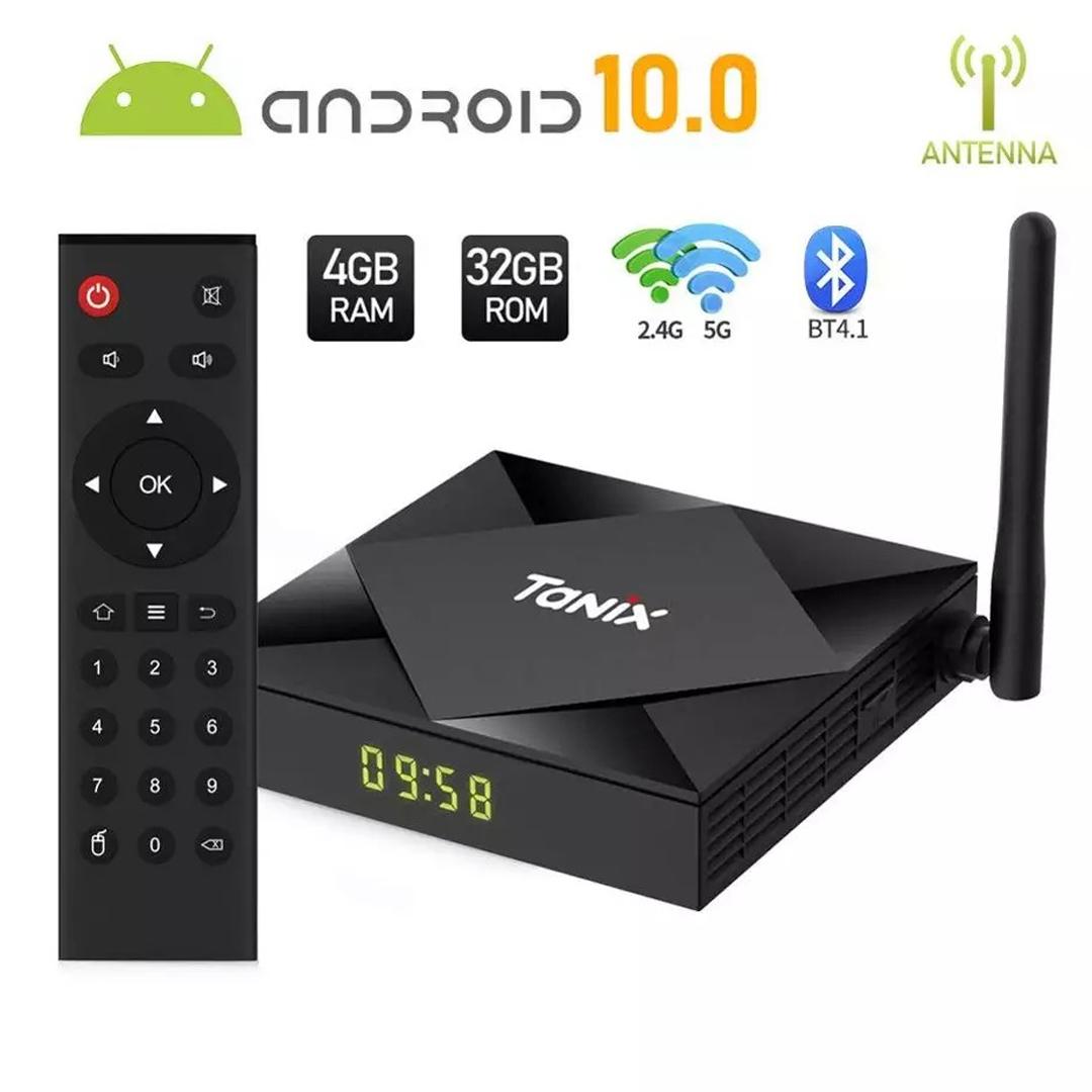 Smart TV Box TANIX TX6s / Quad.RAM4Gb.ROM32Gb