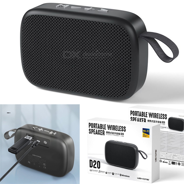 Speaker Bluetooth REMAX WEKOME D20