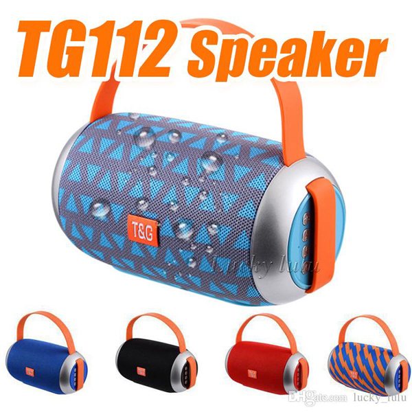 Speaker Bluetooth T&G TG112