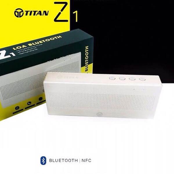 Speaker Bluetooth TiTan Z1