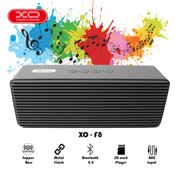 Speaker Bluetooth XO F8