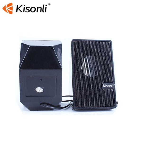 Speaker Kisonli S-555 / USB Mini 2.0