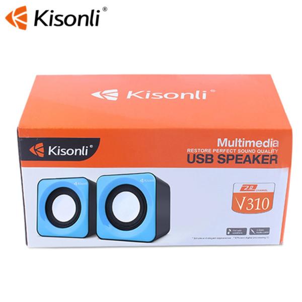 Speaker Kisonli V310 / USB Mini 2.0