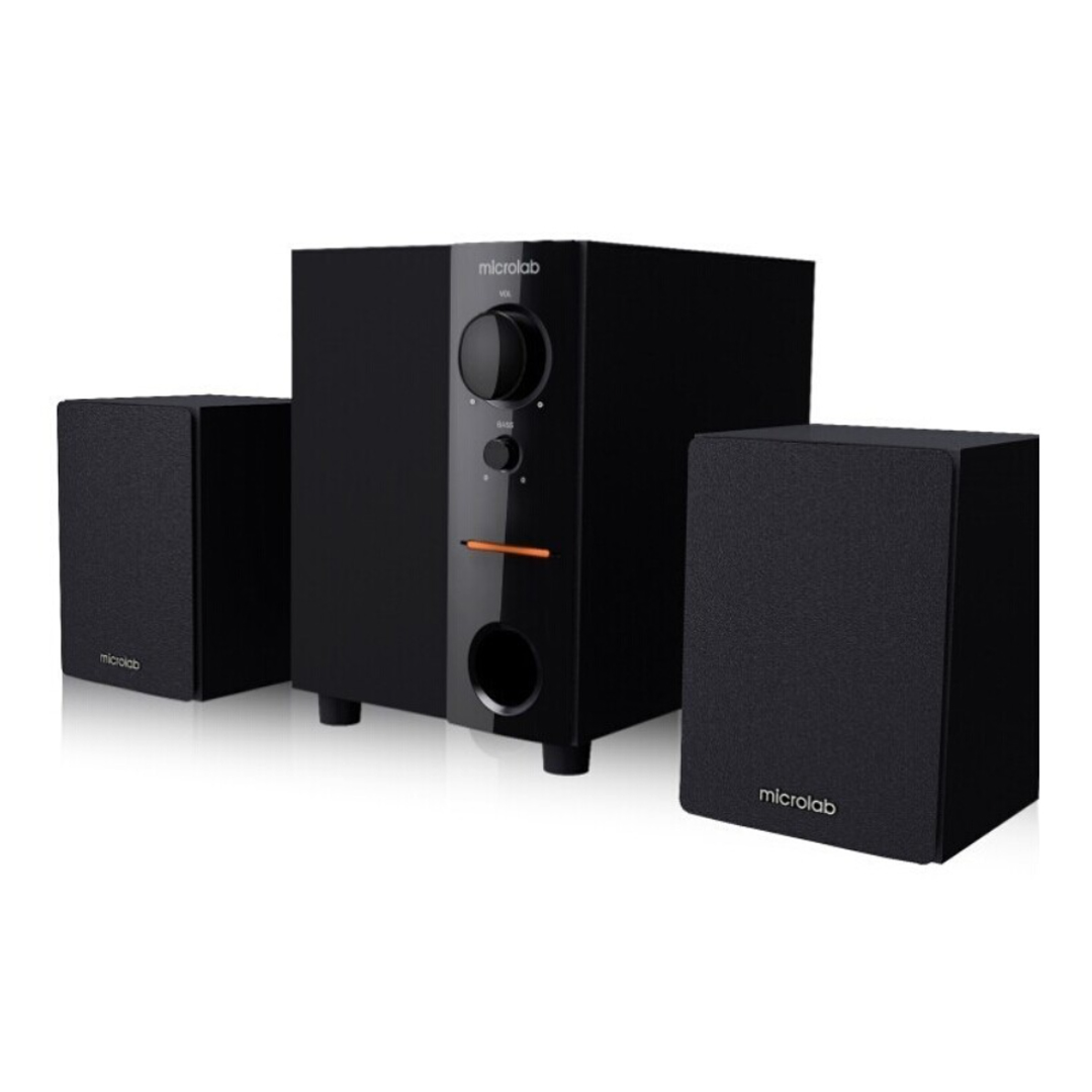 Speaker MICROLAB M100 / AC 2.1