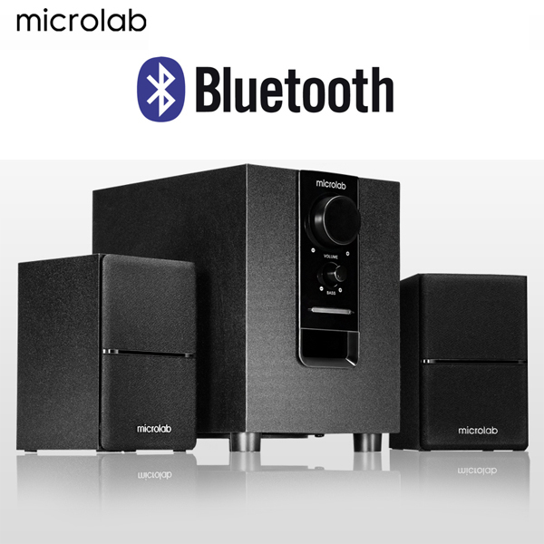 Speaker MICROLAB M100BT / Bluetooth AC 2.1