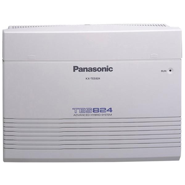 Telephone Exchange 3co-8ext Panasonic KX-TS824