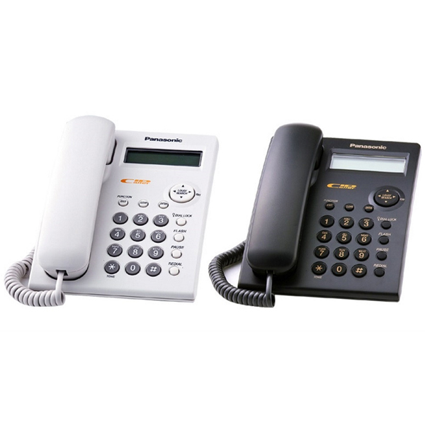 Telephone Panasonic KX-TSC11 / LCD