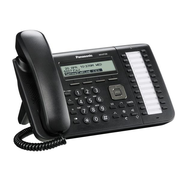 Telephone Program Panasonic KX-DT543