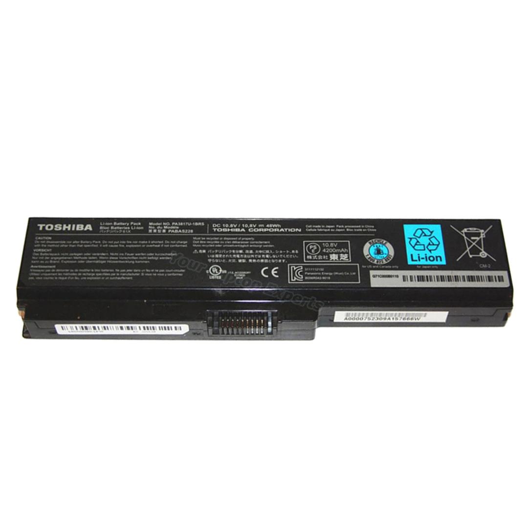 Toshiba 3817 Battery