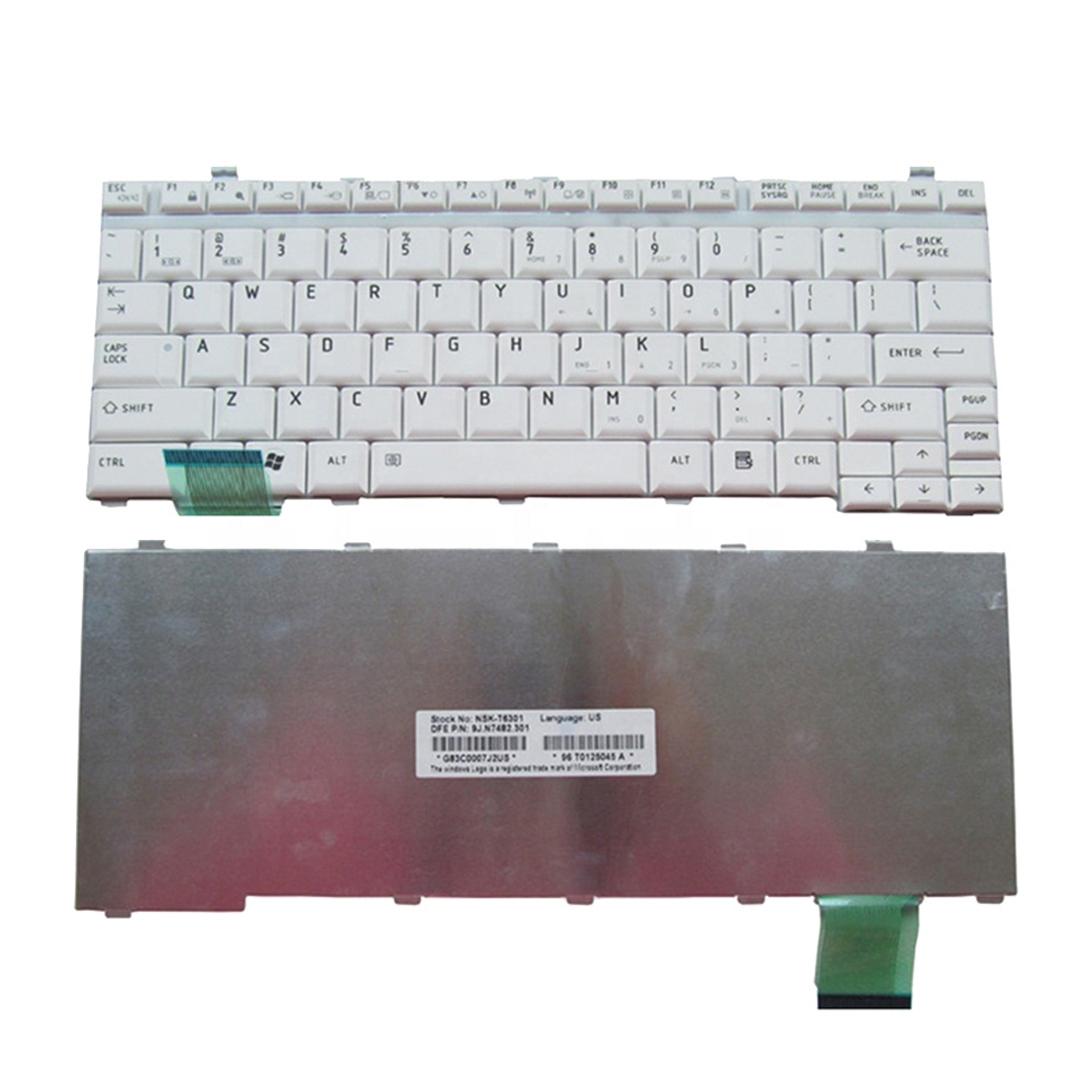 Toshiba M700 Keyboard