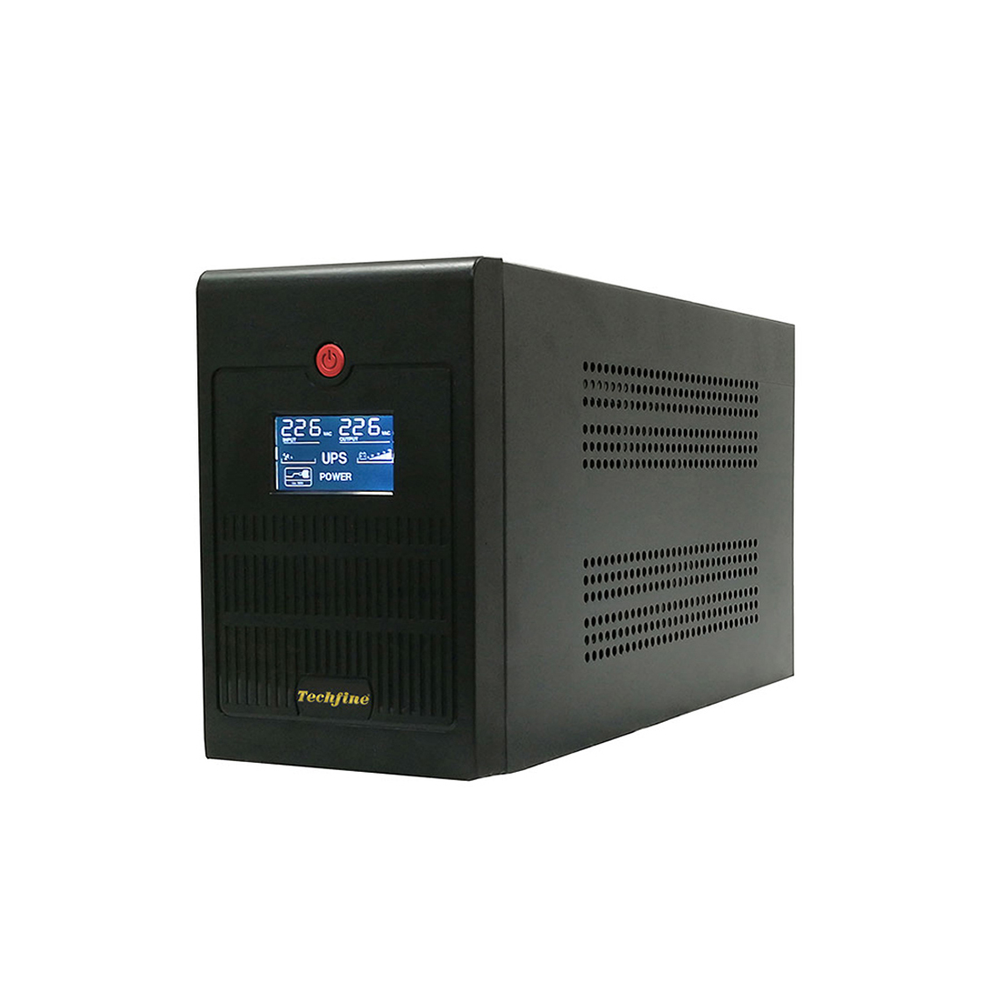 UPS 2000VA/1200W TechFine Q2000