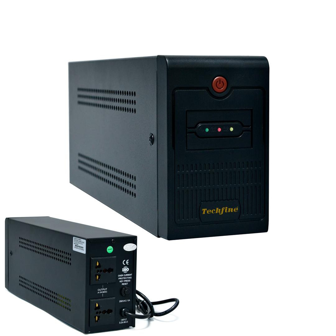 UPS 650VA/360W TechFine Q650