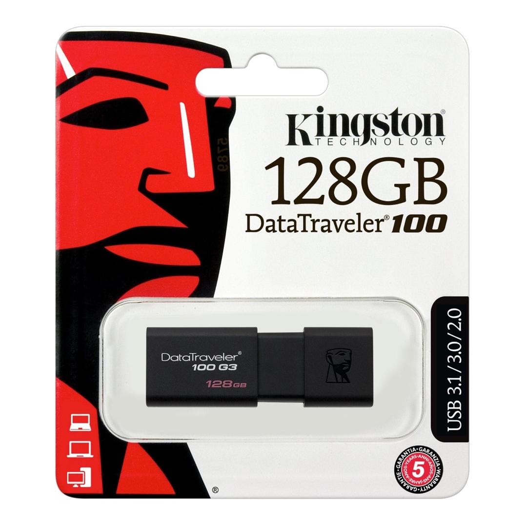USB(3.0) Flash Driver 128Gb Kingston