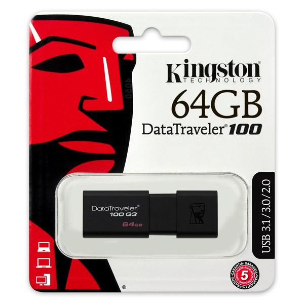 USB(3.0) Flash Driver 64Gb Kingston