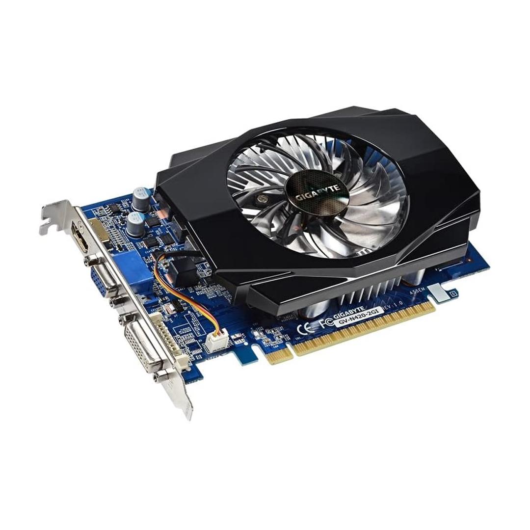 VGA 2Gb Nvidia GT420 Gigabyte