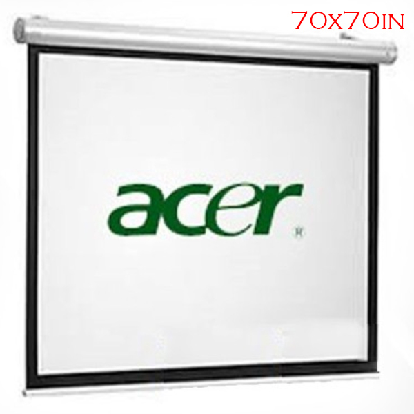 Wall Screen Acer (70x70)