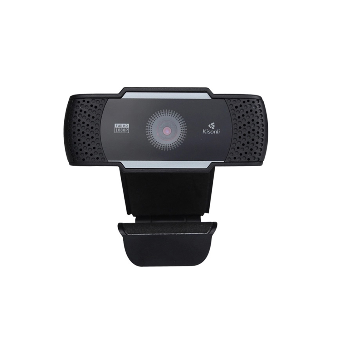 Webcam FullHD 1080p / Mic USB Kisonli HD-1089