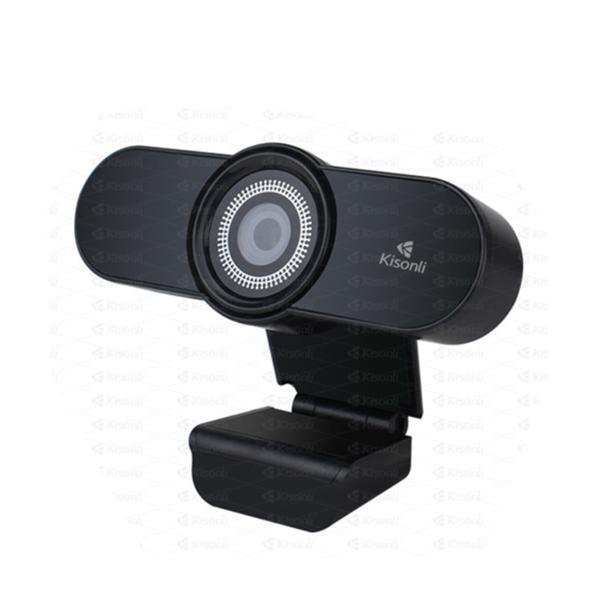 Webcam HD-720p / Mic USB Kisonli HD-722