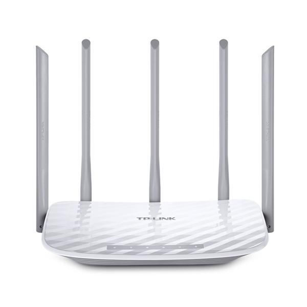Wireless Router AC1350 TP-Link Archer C60 (5*5dBi Antena, 1WAN - 4LAN 10/100)